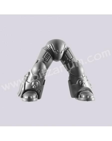 Legs 1 - Space Marine Devastator Squad