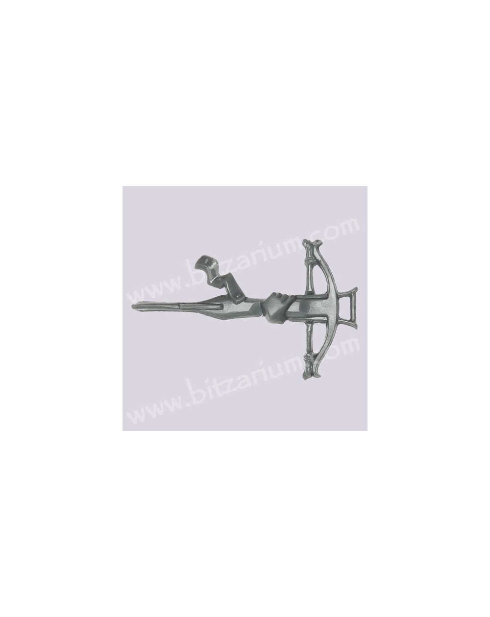 Crossbow with left Hand 2