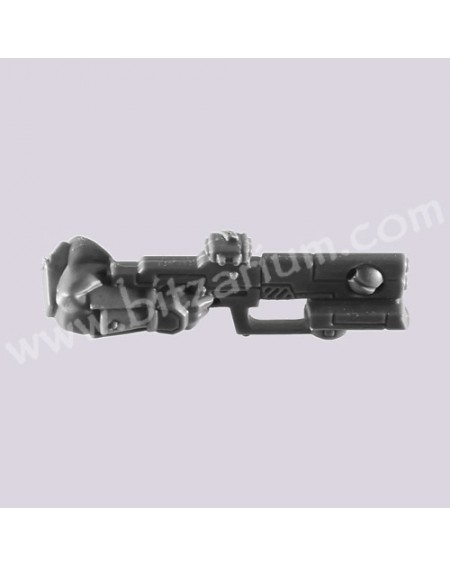 Pulse Carbine 1 - Fire Warriors