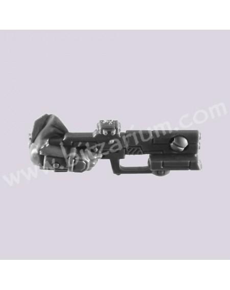 Pulse Carbine 4 - Fire Warriors