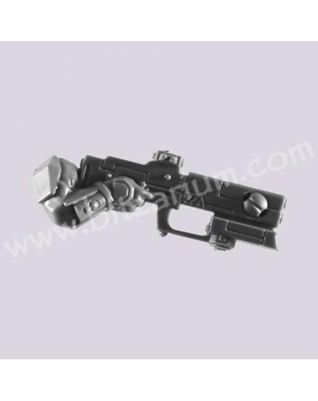 Pulse Carbine 6 - Fire Warriors