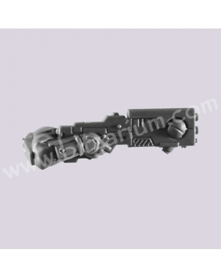 Pulse Blaster 1 - Fire Warriors