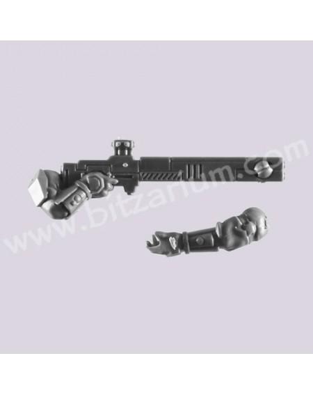 Pulse Rifle 6 - Fire Warriors