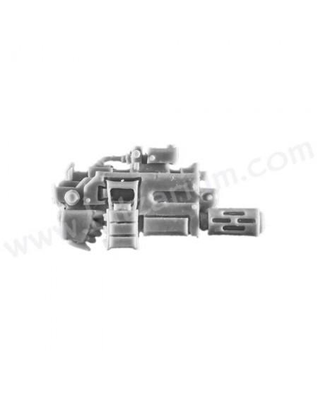 Boltgun / Meltagun - Combi-Weapons