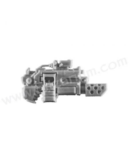 Boltgun / Flamer - Combi-Weapons