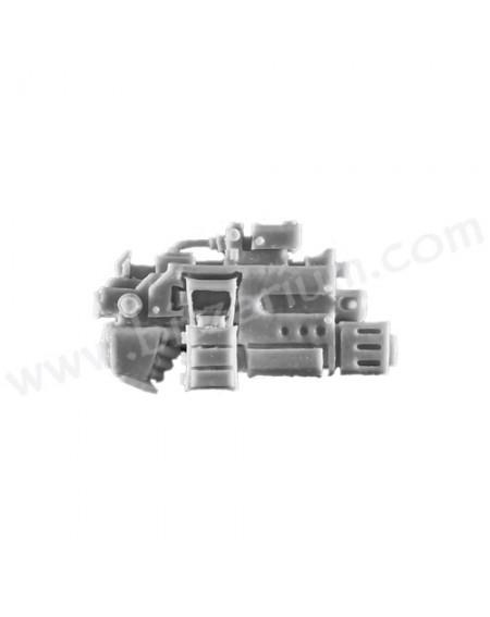 Boltgun / Plasma Gun - Combi-Weapons