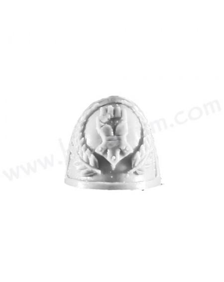 Shoulder Pad 1 - Phalanx Warder