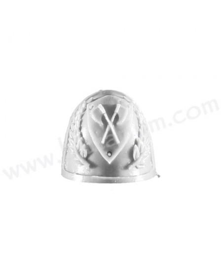 Shoulder Pad 2 - Phalanx Warder