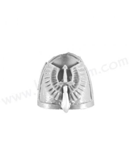 MK4 Shoulder Pad - Dark Angels