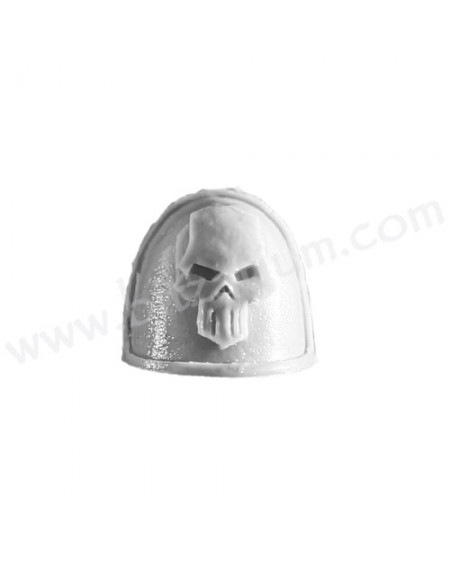 MK4 Shoulder Pad - Iron Warriors
