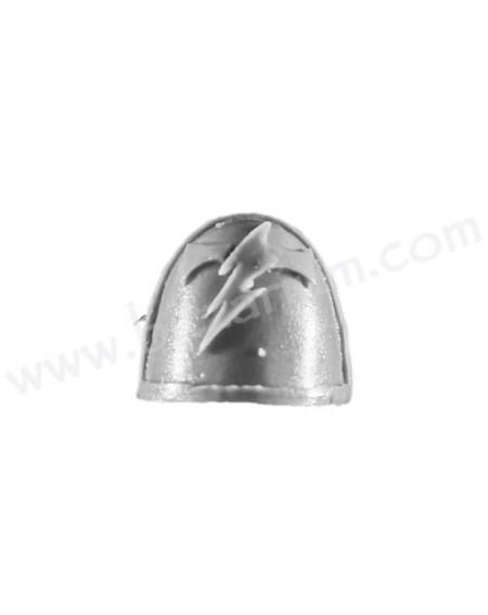 MK4 Shoulder Pad - White Scars