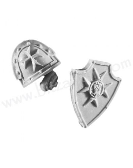 Combat Shield 3 - Templar Brethren