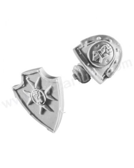 Combat Shield 4 - Templar Brethren