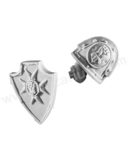 Combat Shield 5 - Templar Brethren