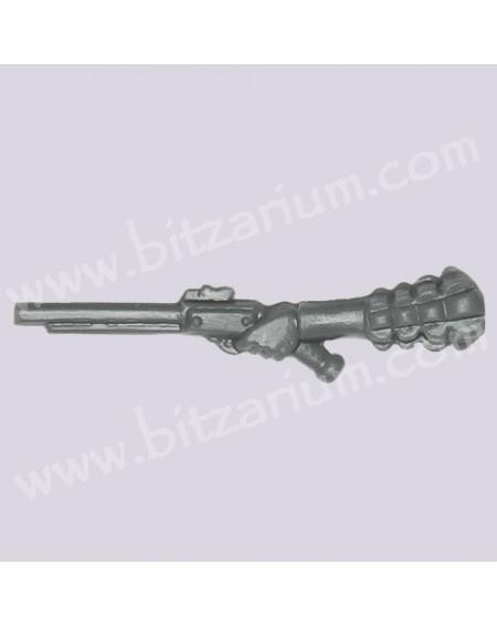 Arm with Pistol