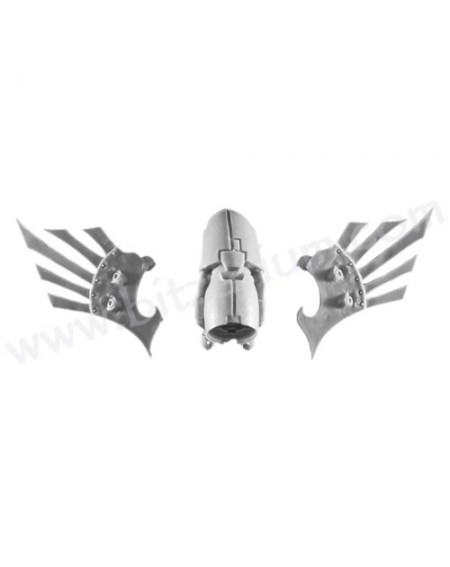 Réacteur dorsal - Dark Fury