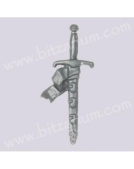 Dagger in Scabbard 1