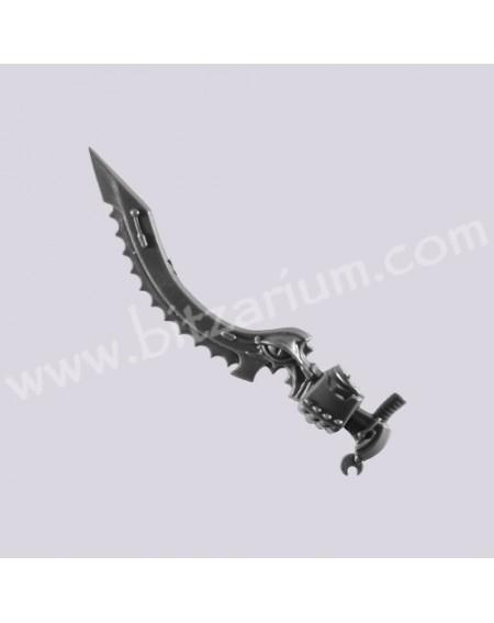 Khopesh Blade 6 - Scarab Occult Terminators