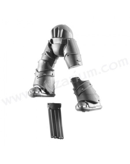Legs G - Cataphractii Terminators