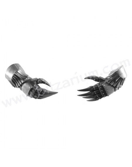 Lightning Claws 2 - Cataphractii Terminators