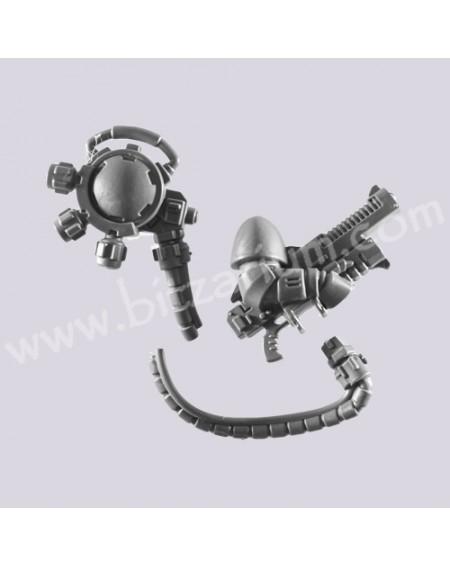 Plasma Incinerator 6 - Primaris Hellblasters