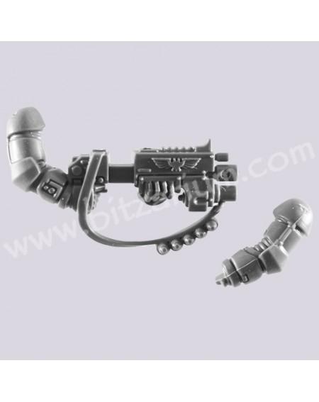 Bolt Rifle 6 - Primaris Intercessors