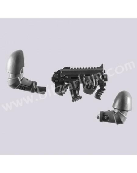 Carabine Bolter 1 - Reivers Primaris