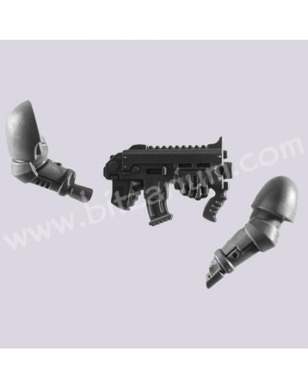 Carabine Bolter 4 - Reivers Primaris