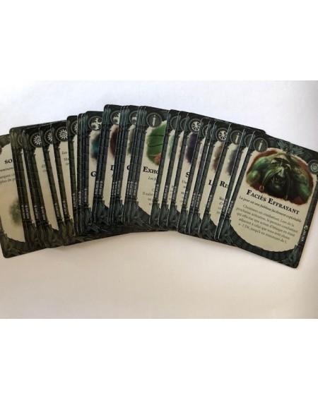 Universal cards (FR) - Mollog's Mob