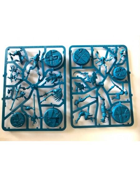 Figurines - Les Yeux des Neuf