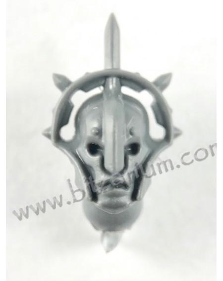 Head 3 - Protector