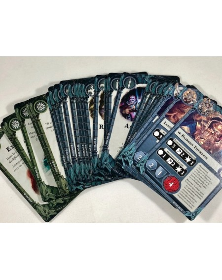 Band cards (FR) - Thundrik's Profiteers