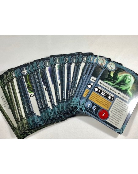 Band cards (FR) - Ylthari's Guardians