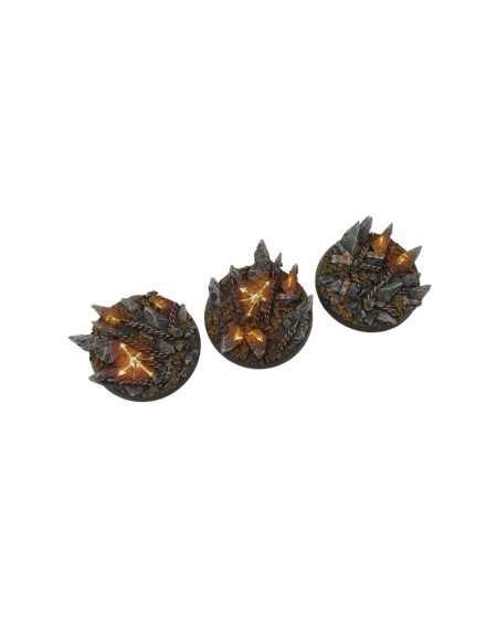 Chaos Bases- Round 50mm x 2