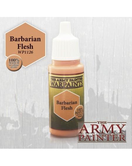 Babarian Flesh