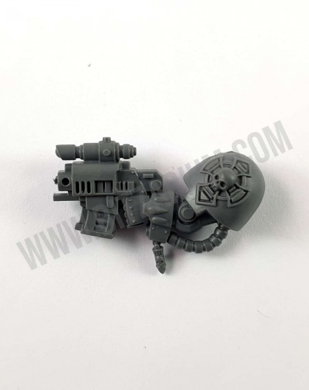 Storm Bolter Captain In Terminator Armour