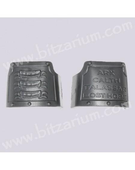 Legs Armour Plate 2
