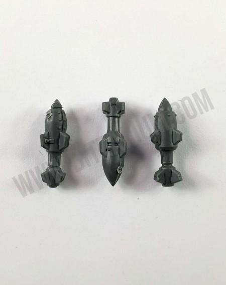 Missiles d'Aileron Megatrakk Scrapjet