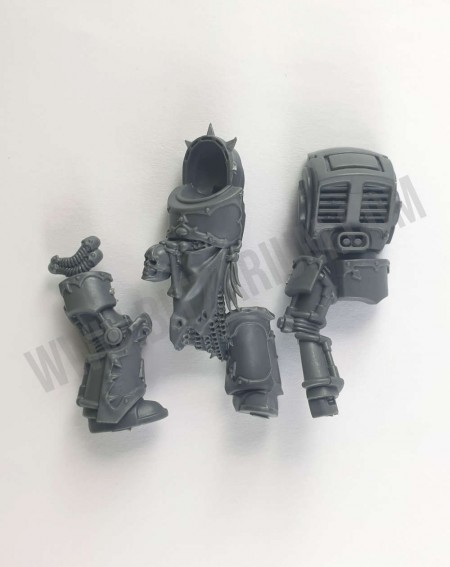 Corps 1 Chaos Space Marines Terminators