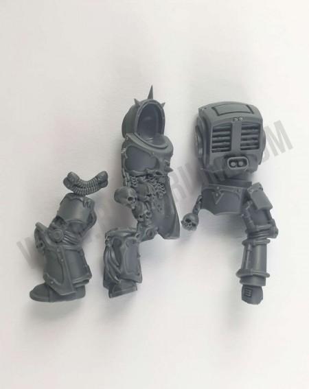 Corps 3 Chaos Space Marines Terminators
