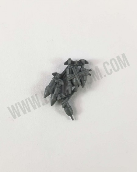 Munitions Lance-Missiles Chaos Space Marines