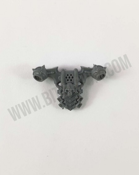 Pack Dorsal 4 Chaos Space Marines