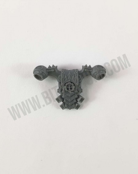 Pack Dorsal 5 Chaos Space Marines