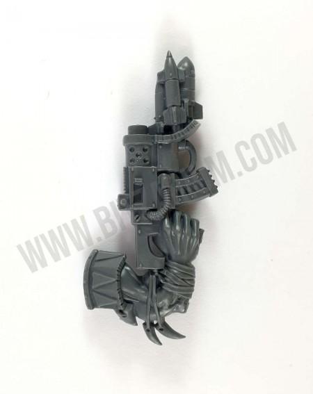 Arme Kombinée Avec Lance-Rokettes Grukk Face-rippa