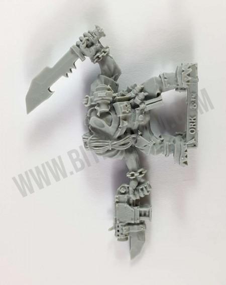 Corps 4 Ork Kommandos