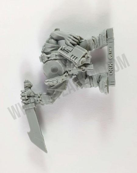 Corps 5 Ork Kommandos