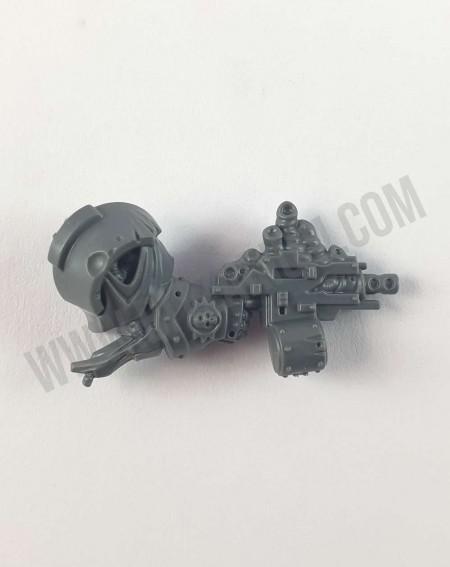 Armes Combinées 5 Blightlord Terminators