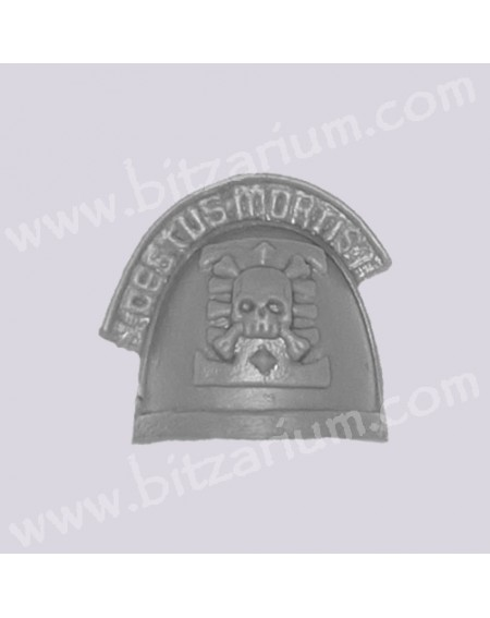 Deathwatch Shoulder Pad