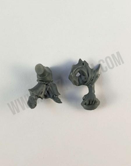 Corps Gobelin 2 Squig Hoppers / Boingrot Bounderz