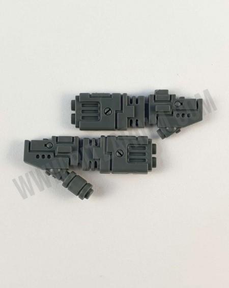 Éclateur À Fusion Gauche XV95 Ghostkeel Battlesuit
